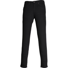 DUER Performance Denim Pantalones Delgado Hombre, black rinse wash
